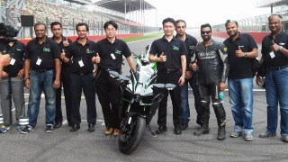 Kawasaki Ninja H2 launch India