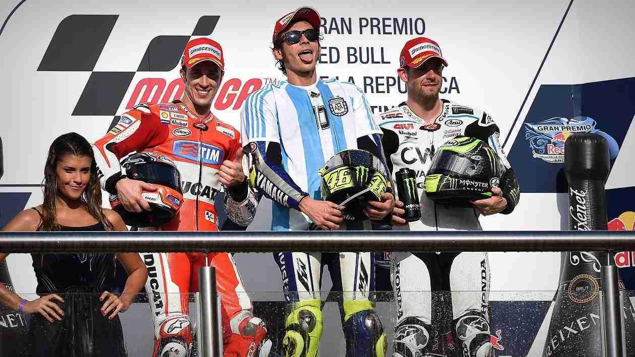 MotoGP Argentina winners