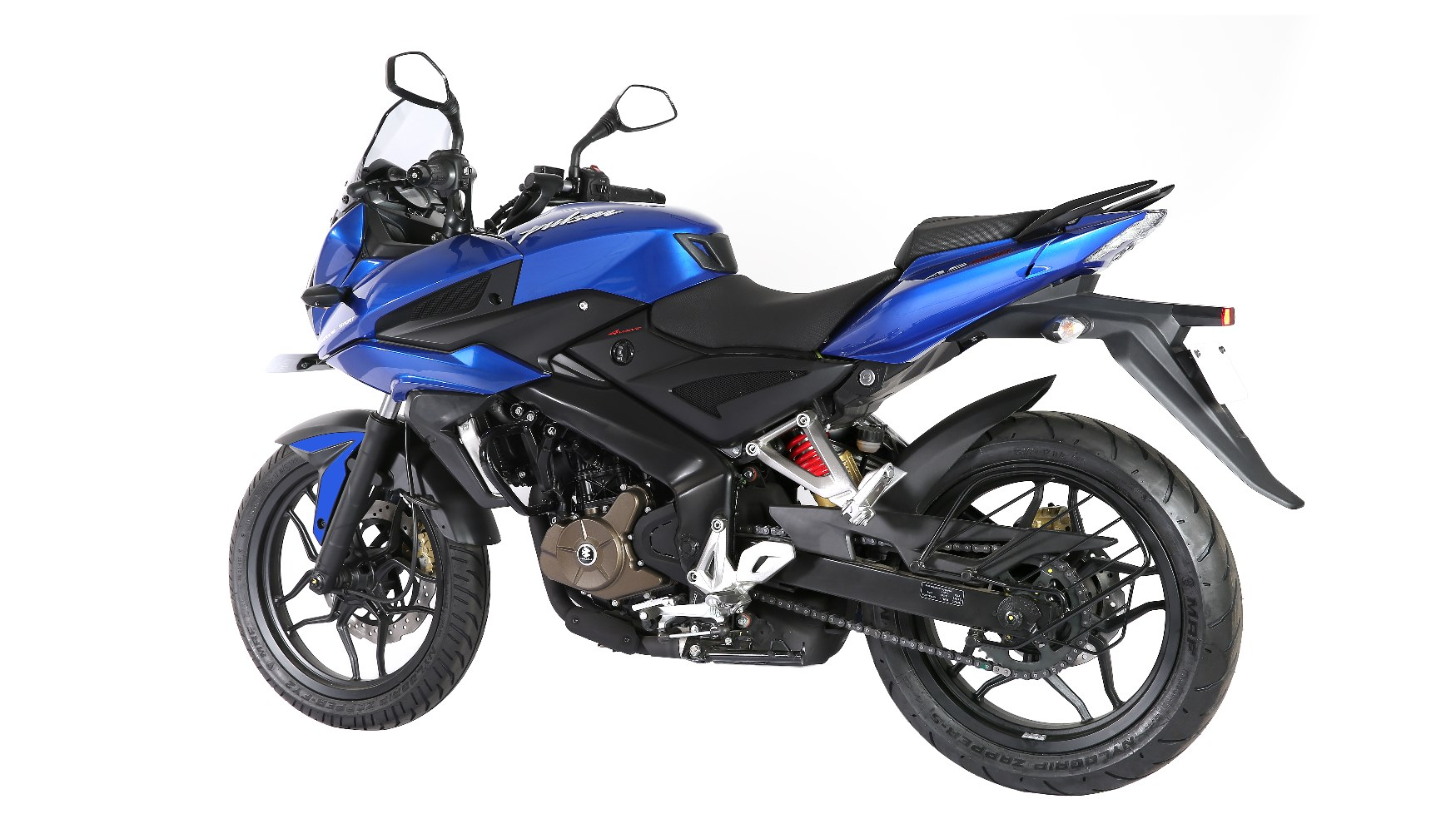Pulsar AS 150 colour option blue