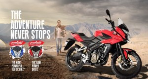 Pulsar AS 200 launched in India