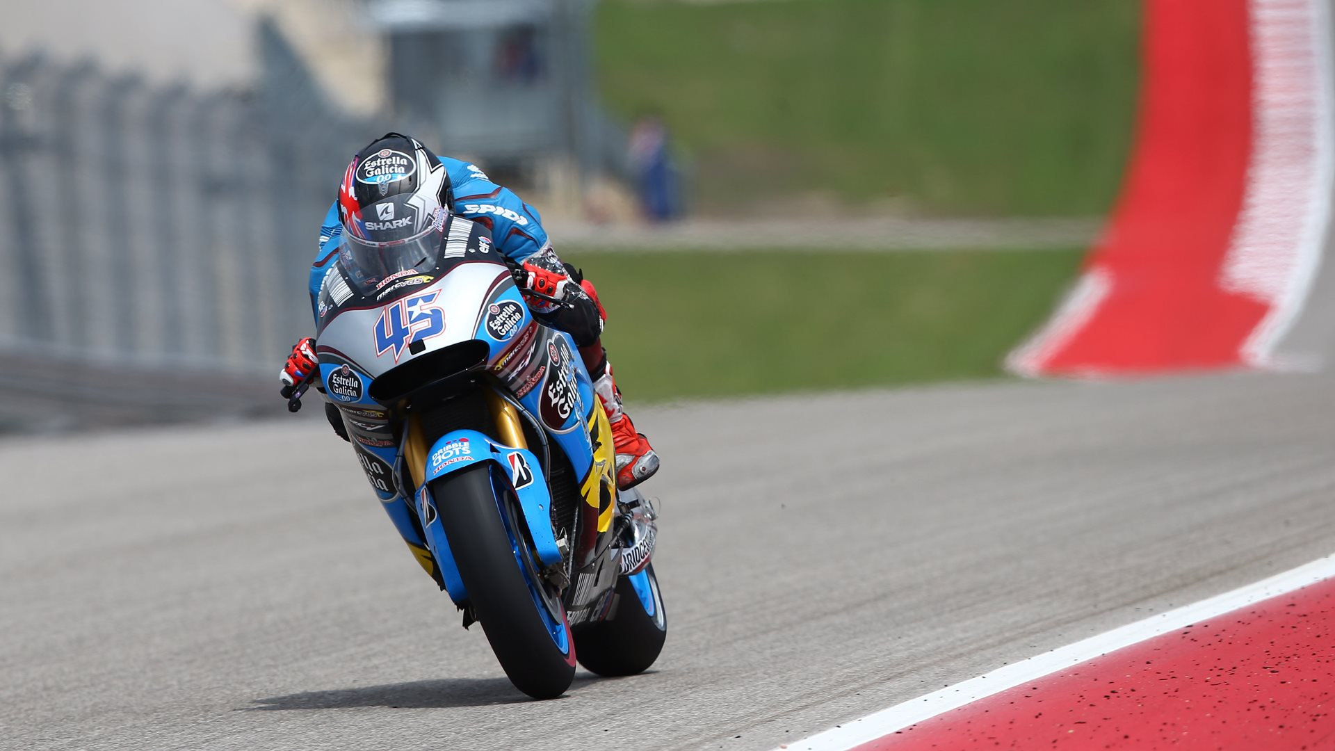 Scott Redding HD wallpaper - MotoGP COTA Austin Texas