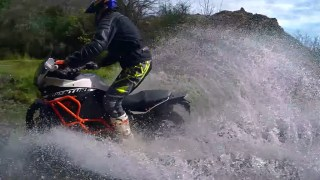 CHRIS BIRCH KTM 1190 ADVENTURE