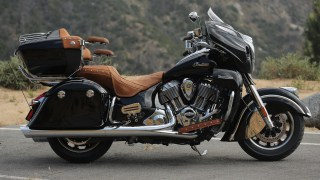 Indian Roadmaster black