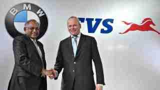 Stephan Schaller TVS BMW