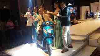 Yamaha Fascino launch