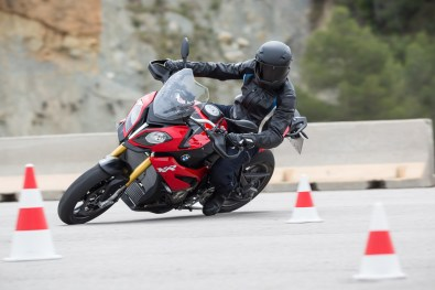 2015 BMW S1000XR dynamic traction control