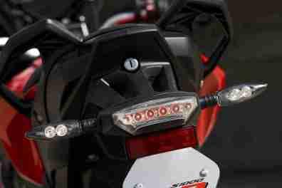 2015 BMW S1000XR brake light