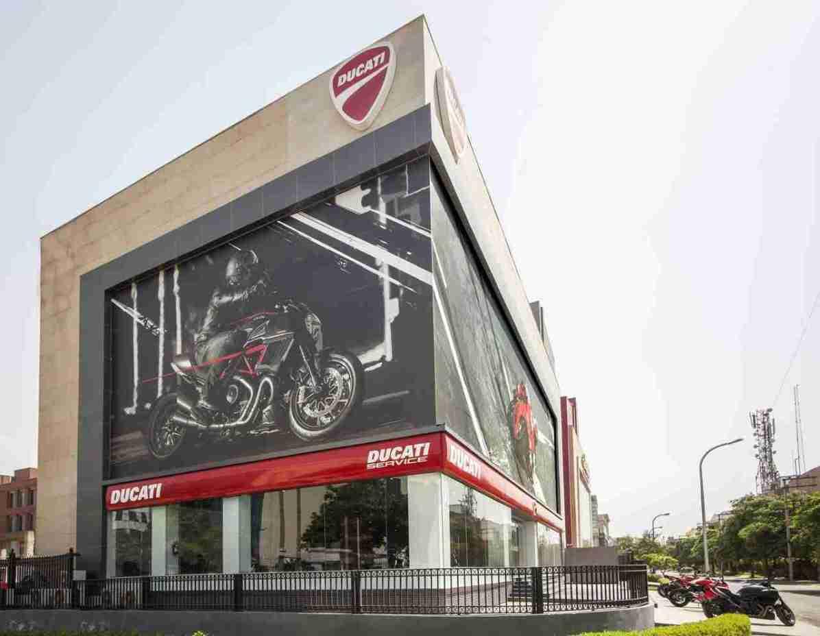Ducati India - New Delhi