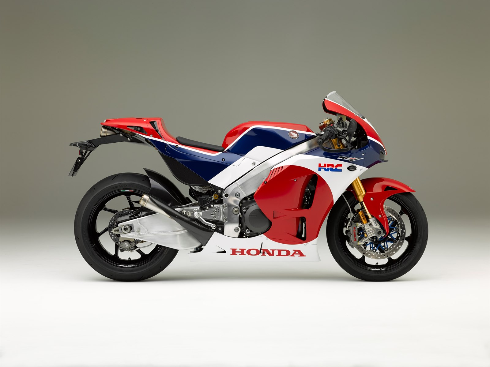 Honda RC213V-S right side view