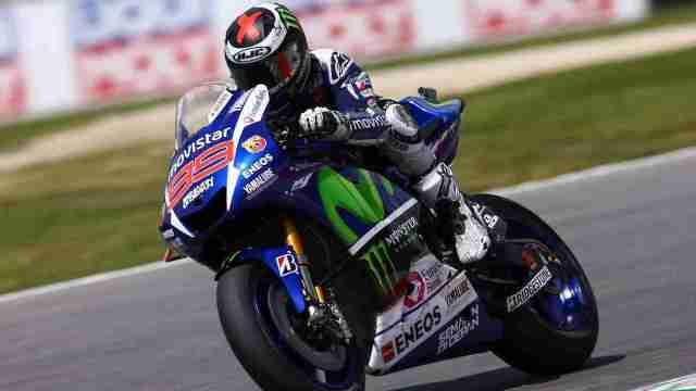 Jorge Lorenzo MotoGP Mugello