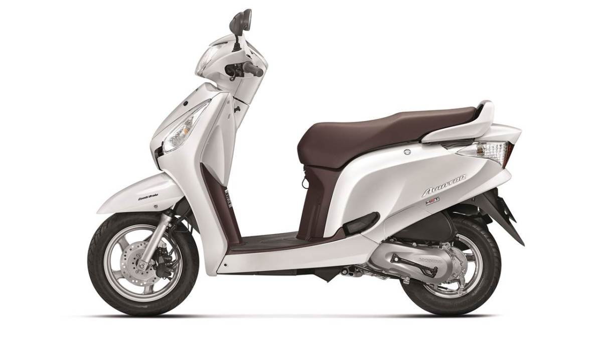 New 2015 Honda Aviator scooter