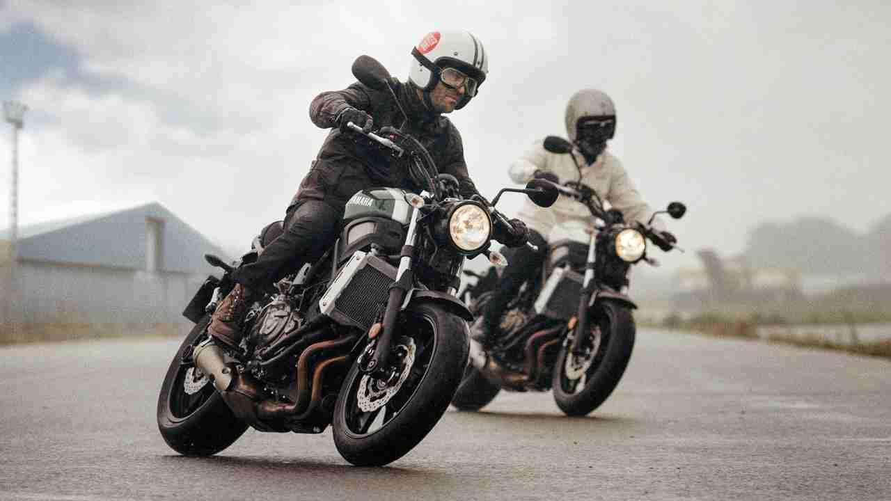 2016 Yamaha XSR700