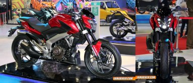 Bajaj CS400 - cruiser sport