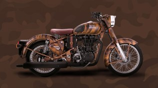 Royal Enfield Desert Storm Despatch colour option