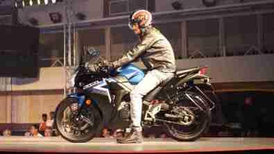 2015 Honda CBR150R at Honda Revfest Bangalore