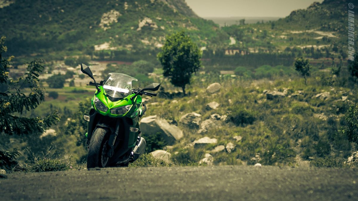 Kawasaki Ninja 1000 HD wallpapers