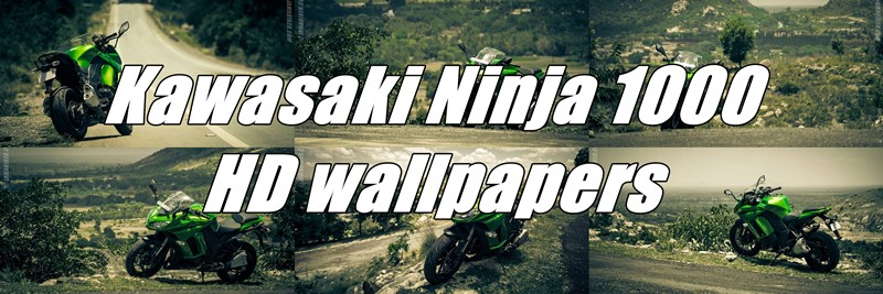 Kawasaki Ninja 1000 HD wallpapers download