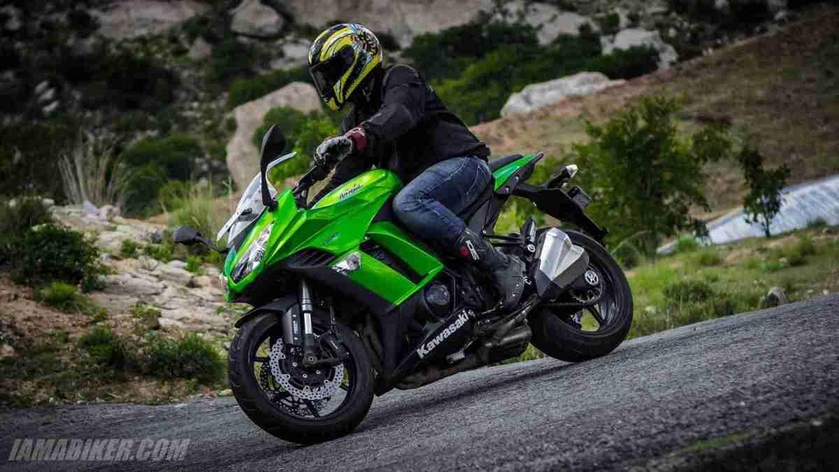 Kawasaki Ninja 1000 review