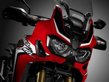 2016 Honda CRF1000L Africa Twin front view