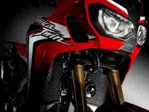 2016 Honda CRF1000L Africa Twin headlights