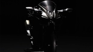 2016 Kawasaki Ninja H2 spark black colour