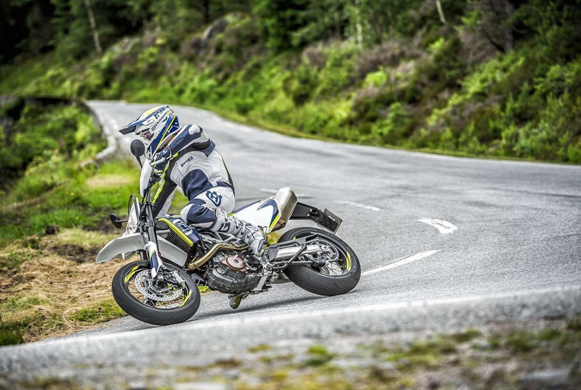 The Husqvarna 701 Supermoto Video That You Should See