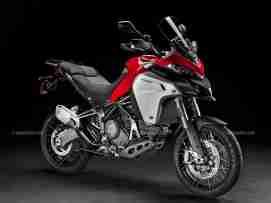 2016 Ducati MULTISTRADA 1200 ENDURO red