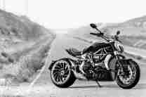 2016 Ducati XDIAVEL S static