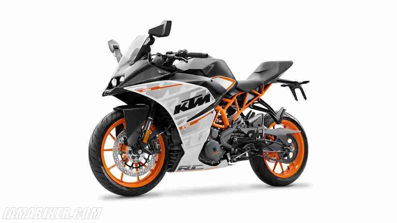 New 2016 KTM RC390