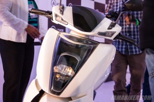 Ather Energy - S340 electric scooter LED headlight