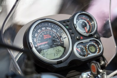 Royal Enfield Himalayan speedometer / instrument cluster