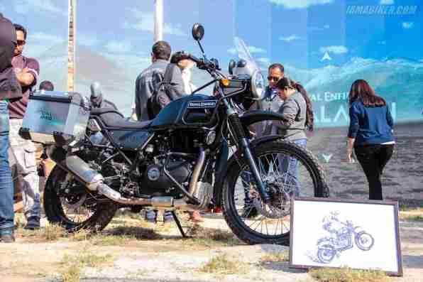 Royal Enfield Himalayan unveiled
