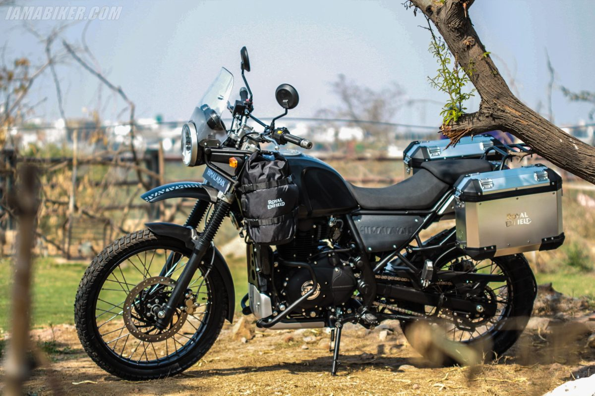Royal Enfield Himalayan wallpaper