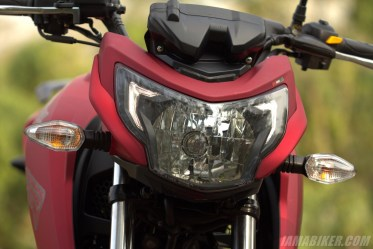 TVS Apache RTR 200 headlight