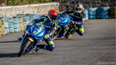 Road to Rookies Cup 2016 initiative by Suzuki India