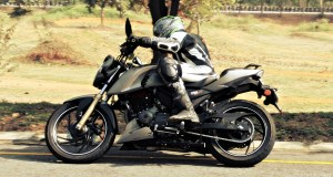 TVS Apache RTR 200 4V ABS HD wallpaper