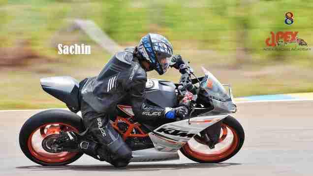 Apex Racing - Sachin