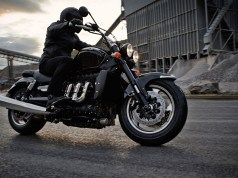 Triumph Rocket III HD wallpaper