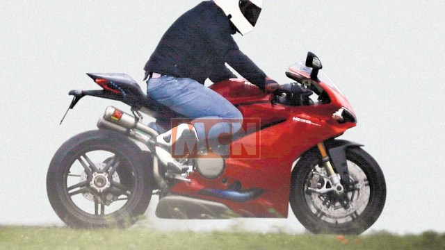 2017 Ducati Panigale 1299 spotted