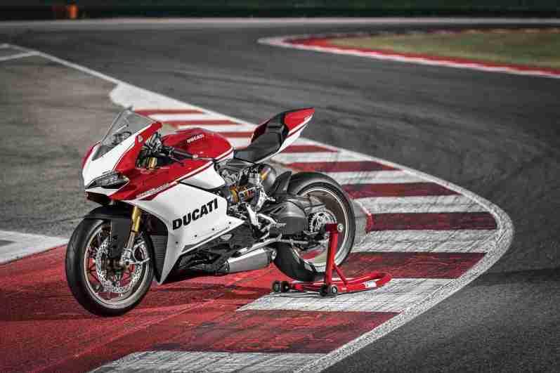 Ducati 1299 Panigale S Anniversary edition