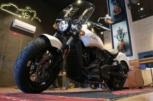Indian Motorcycles Chandigarh