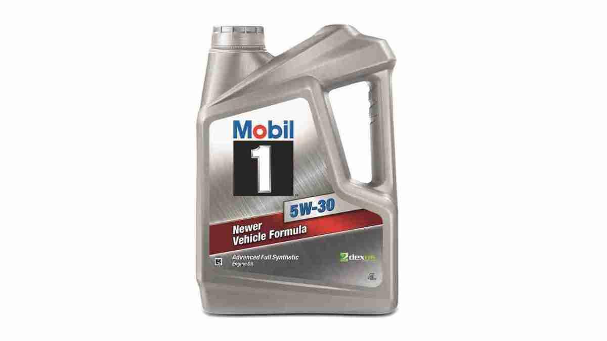 Mobil 1 5W-30 Newer Vehicle Formula
