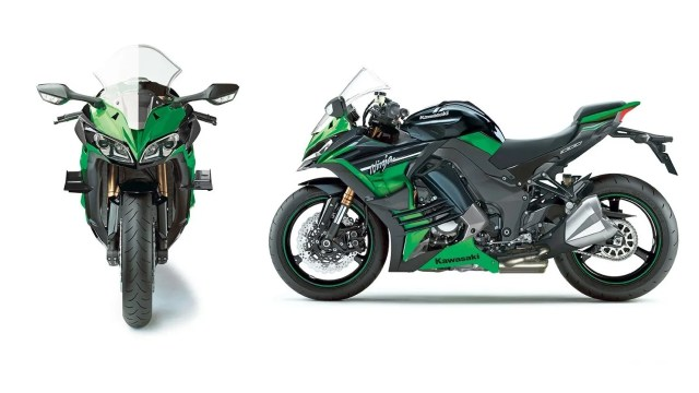 New Kawasaki Ninja 1000 for 2017 confirmed