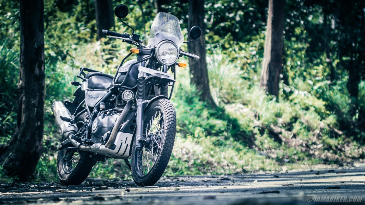 Royal Enfield Himalayan HD wallpapers -  (3)
