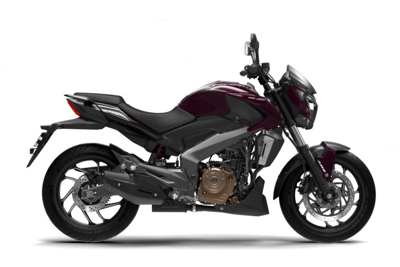 bajaj-dominar-400-twilight-plum-colour-option-side-view