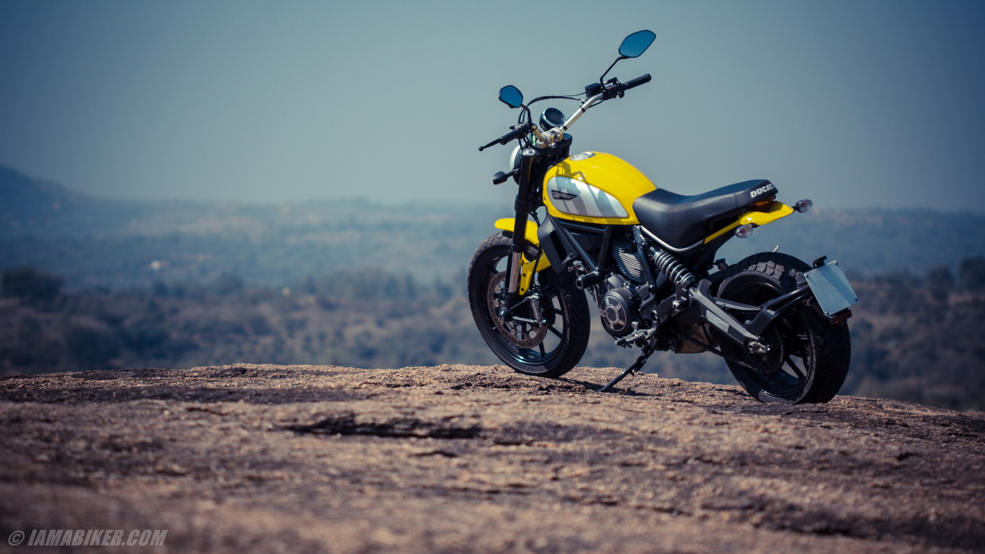 ducati scrambler hd wallpapers | iamabiker