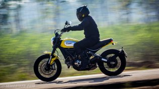 Ducati Scrambler review