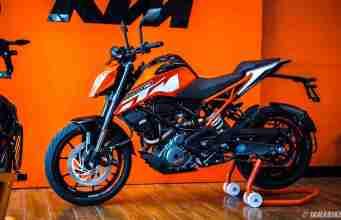 KTM Duke 250 HD wallpaper