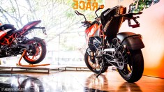 KTM Duke 250 HD wallpaper