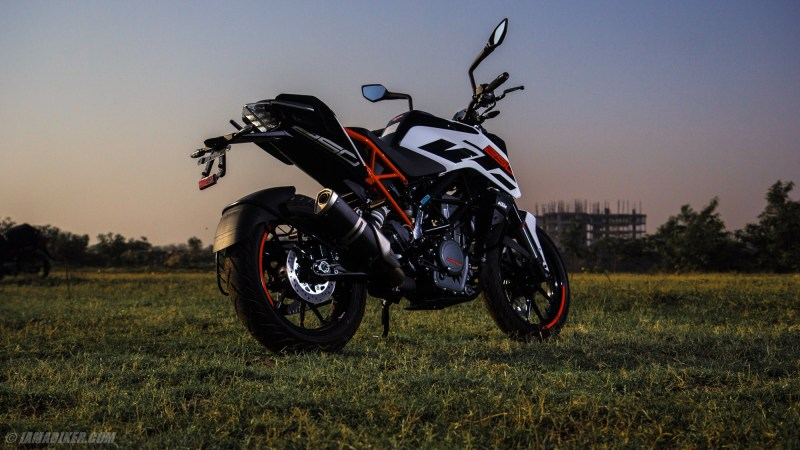 KTM Duke 250 HD wallpapers